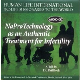 Describes the concept of NaproTechnology as a natural technique for solving the problem of infertility while remaining faithful to Catholic social teaching.